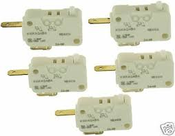 50pcs lot micro switch push button 3 pin 1a 125v ac mini light touch for mouse
