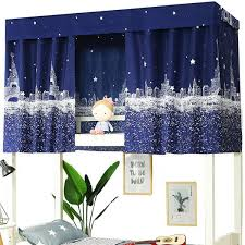 2019 <b>Dormitory Bed Curtain Single</b> Shading Cloth Bed Canopies ...