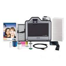 <b>Fargo HDP5000</b> 89300 Single-Sided ID Card System