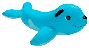 <b>Игрушка надувная Intex</b> Тюлень улыбающийся 56560 — купить по ...