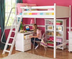 design inspirations loft bed with desk with white knockout high loft by maxtrix kids panel bunk bed office