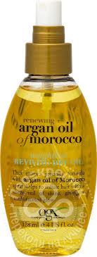 Купить <b>Масло для волос</b> OGX <b>Легкое</b> сухое аргановое из Марокко ...