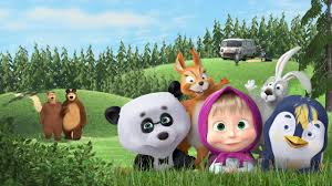 Masha and <b>the Bear</b> | Netflix