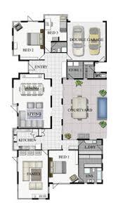 d House Plans   Jironomo D Visualisation Australia d colour floor plan