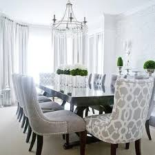 transitional dining chair sch: gray dining chairs transitional dining room lux decor
