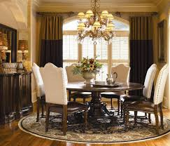 Table Lamps For Dining Room Dining Room Elegant Formal Dining Room Sets Using Round Table And