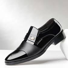 REETENE <b>Fashion</b> Business Dress Men Shoes <b>2019 New Classic</b> ...