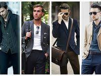 Smart casual for men: лучшие изображения (42) | Мужская обувь ...