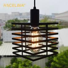 Промышленный <b>подвесной</b> светильник в ретро стиле ...