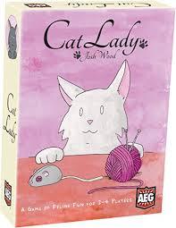 Cat Lady, Original: Toys & Games - Amazon.com