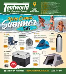 Tentworld - Here Comes Summer Sale by Tentworld - The Camping ...