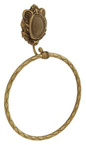 <b>Полотенцедержатель Migliore Cleopatra</b> ML.CLE-60.708.BR бронза