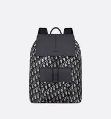 <b>Backpacks</b>   DIOR