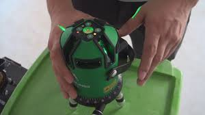 Обзор лазерного уровня (<b>нивелира</b>) <b>ADA 6D</b> Servoliner GREEN ...