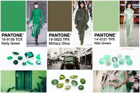 <b>Green Fashion</b> Inspiration: Three <b>Green Color</b> Trends for 2018 ...