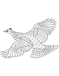 Small Picture Forest living grouse coloring page Download Free Forest living