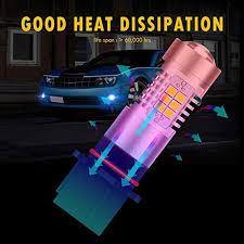 KaTur <b>P13W</b> LED Fog <b>Light Bulbs</b> Max 80W High Power Super ...