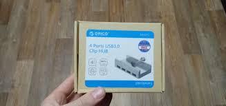 <b>Хаб</b>-разветвитель <b>USB</b> 3.0 компании <b>Orico</b>: качественная ...
