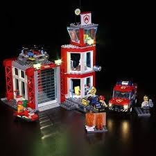 Vonado Led Light for Lego 60216 City Downtown Fire ... - Amazon.com