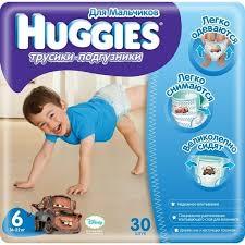 ≡ <b>Подгузники</b>-<b>трусики Huggies LITTLE</b> WALKERS 6 для ...