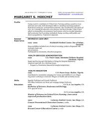 profile on a resume example  seangarrette coprofile resume examples for profile with related experience and skills   profile on a resume example