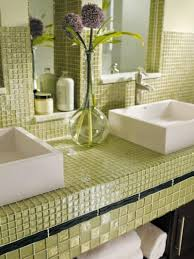 tiling ideas bathroom top:  incredible green bathroom tiles for vanity countertop and rectangular whit with tiles for bathroom amazing bathroom splendid ideas