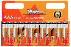Элемент питания (<b>батарейка</b>) <b>AAA Airline</b> LR03 1шт ...