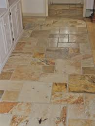 Stone Floor Tiles Kitchen Kitchen Tile Flooring Ideas Zampco
