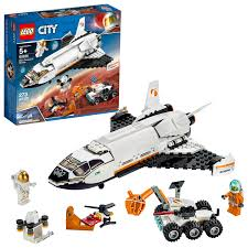 <b>LEGO City Space</b> Mars Research Shuttle 60226 Space Shuttle ...