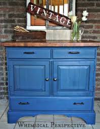 this lovely buffet finished in napoleonic blue chalk paint decorative paint by annie sloan is one of the top 10 furniture pieces of 2013 by whimsical blue furniture