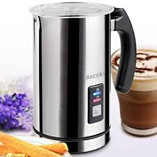 $$Sale Secura <b>Automatic Electric Milk</b> Frother and Warmer Guide ...