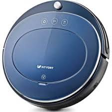 <b>Робот</b>-<b>пылесос KITFORT</b> КТ-<b>532</b>, Black Blue | Отзывы покупателей