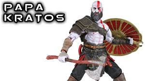 <b>NECA</b> KRATOS <b>God of War</b> Action Figure Review - YouTube