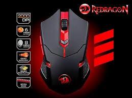 Обзор игровой <b>мыши Redragon Centrophorus</b> от Клуба ...