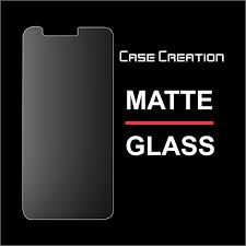 Case Creation Xiaomi MiA1 <b>Matte</b> Glass <b>Screen Protector</b>, <b>Anti</b> ...