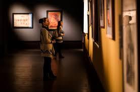 "<b>Tour of the</b> ""Deineka/ Samokhvalov"" Exhibition – The Manege ..."