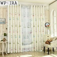 bedroom curtains pastoral lace