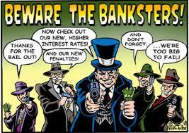Image result for criminal banksters