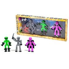 <b>Набор Stikbot</b> с оружием <b>Off</b> the Grid Raptus — купить в интернет ...