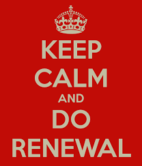 Image result for renewal