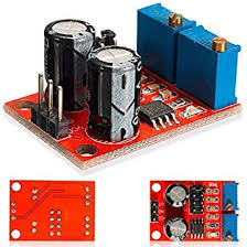 3Pcs NE555 Pulse Frequency Duty Cycle Adjustable ... - Amazon.com