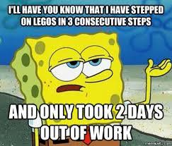 Best of the 'Tough Spongebob' Meme! | SMOSH via Relatably.com
