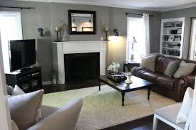 What Are Good Colors To Paint A Living Room Painted Living Room Furniture Zampco