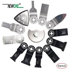 <b>Newone</b> One-piece <b>STARLOCK</b> Multi Saw <b>Blade</b> Oscillating Tool ...