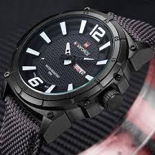 <b>NAVIFORCE Top Brand</b> Military Watches <b>Men</b> Fashion Casual ...