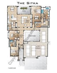 House   Interior Courtyard Floor Plan  swg house floor plans    House   Interior Courtyard Floor Plan