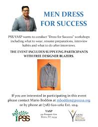 yasp men dress for success young adult success program men dress for success