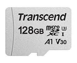 <b>128GB Карта памяти</b> MicroSDXC TRANSCEND <b>128GB</b> UHS-I U3