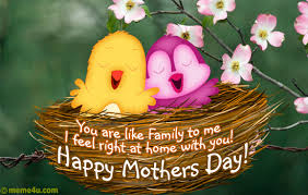 Like A Family…Mother's Day Cards For Like A Mother, Mother's Day ... via Relatably.com