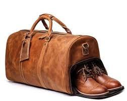 <b>Leather gym bag</b>   Etsy